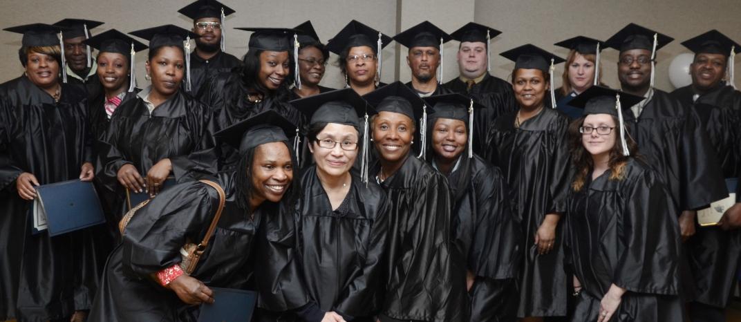 DCLC GED Graduates
