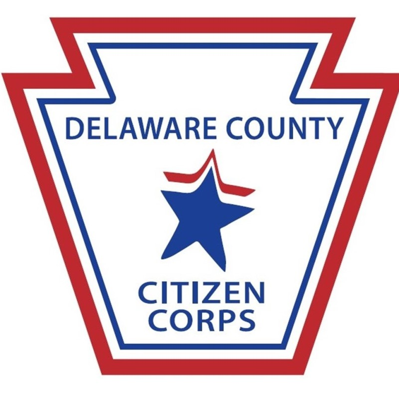 Delaware County Citizen Corps logo