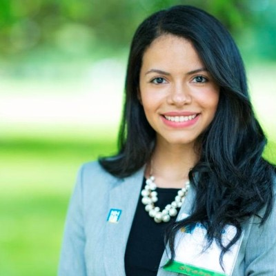 Joy Huertas, DCLC Board Member