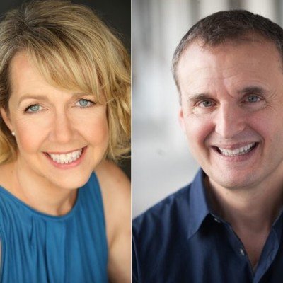 Monica Horan Rosenthal and Phil Rosenthal