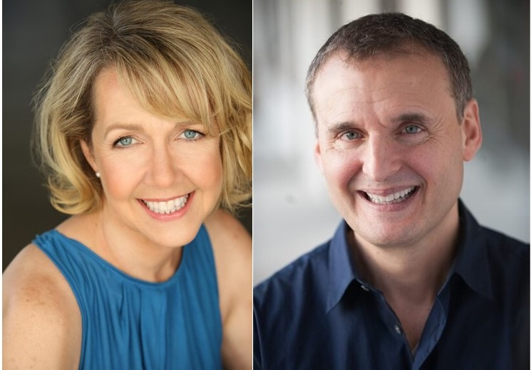 Monica Horan Rosenthal and Phil Rosenthal